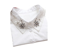 Women's Collar Necklace Lace Basic Fashion Jewelry For Daily Casual
