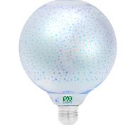 Недорогие -1шт 5 Вт. 400-500 lm E26/E27 Круглые LED лампы 48 светодиоды COB Декоративная Оранжевый Фиолетовый Янтарный Розовый Зеленый Желтый Синий