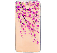 For Samsung Galaxy J7 Prime J5 Prime J710 J510 J5  J310 J3  TPU Material Peach Pattern Painting Phone Case