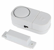 Door Window Wireless Security Entry Burglar Alarm System--Super loud 90 dB alarm