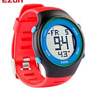 orologi moda resistente all'acqua 3ATM Ezon l008b11 ultra-sottile sport all'aria aperta vigilanza di svago