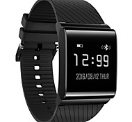 cheap -Smart Bracelet Touch Screen Calories Burned Pedometers Distance Tracking Blood Pressure Measurement Camera Control Anti-lost Sports
