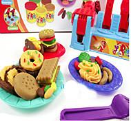 Недорогие -Играть в тесто, пластилин и шпатлевка Игрушки Игрушки Игрушки Оригинальные Своими руками Мальчики Девочки Куски