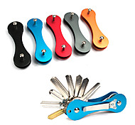 Multitools Key Holders cycling Hiking Camping Travel Outdoor Indoor Multi Function Convenient Aluminium Alloy Others