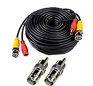 cheap -10 Meters BNC Video and Power 12V DC Integrated Cable