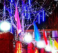 Недорогие -8шт 30 см светодиодных ламп накаливания метеорных ливневых дождевых трубок привели огни для рождества или свадьбы