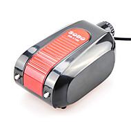 Aquarien Luftpumpen Ohne Lärm Einstellbar Kunststoff AC 220-240V