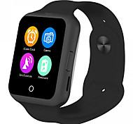 HHY D3 Smartwatch Heart Rate Card (Sim Card Memory Card) Music Player Call Notification IOS Android