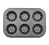 Molde Flor Para Bolo Para Torta Para Biscoito Metal Bricolage Alta qualidade