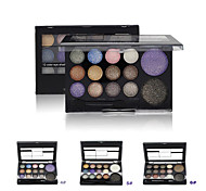 cheap -1Pcs 14 Warm Color Eyeshadow Palette Neutral Nude Eye Shadow Giltter Cosmetic Wholesale Makeup Palette Set