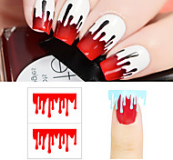 cheap -5set Diecut Manicure Stencil Fashion Daily High Quality