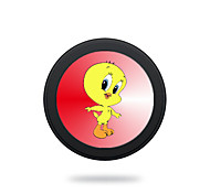 cheap -Portable Cute Yellow Duck 5V 2A Wireless Charging Pad/Stand for All QI-Enabled Devices Samsung Galaxy S7  S7 Edge S6   S6 EdgeGoogle Nexus 4  5