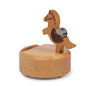 Bluetooth Speaker Phone Holder Stand Mount Desk Bed Wooden for Mobile Phone
