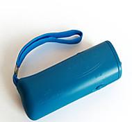 Gatto Cane Addestramento Kit comportamentale Ultrasuono Torcia Anti Bark Nero Blu Giallo Plastica