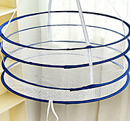 Creative Home Double Windproof Nip Surrounding Edge Closed Dustproof Clothes Basket Sealed