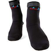 Недорогие -Обувь для плавания Подводное плавание и снорклинг Неопрен