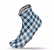 Shoe Covers/Overshoes Bike Breathable Quick Dry Dust Proof Anti-Insect Antistatic Limits Bacteria Protective Women's Men's Unisex Sky Blue