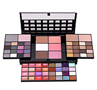 74 Color Eyeshadow Palette Set Make Up Pallete 36 Eyeshadow  28 Lip Gloss 6 Blush 4 Concealer Makeup Kit Cosmetics