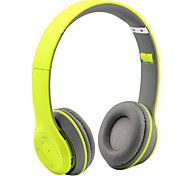 2017 новый Bluetooth наушники беспроводные наушники спорта наушники портативные earpods с фм ТФ для iphone 7 Xiaomi ми 5 рк P47 наушники