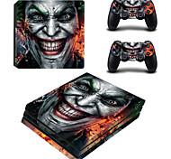 Недорогие -B-SKIN PS4 pro Стикер для PS4 Prop Оригинальные #