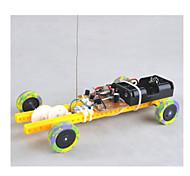 Solar Powered Toys DIY KIT Radio Control Toy Cars Toys Car DIY Pieces