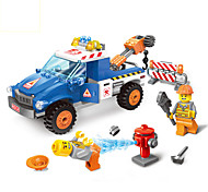 Building Blocks Vehicle Vehicle Playsets Toys For Gift  Building Blocks Model & Building Toy Car Plastic5 to 7 Years 8 to 13 Years 14