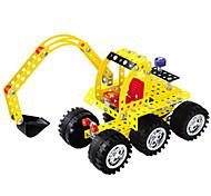 Недорогие -Игрушки Строительная техника Игрушки Оригинальные Автомобиль Металл Классический и неустаревающий Куски День детей Подарок