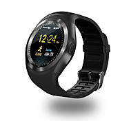 Men's Smart Watch Digital Touch Screen Calendar Water Resistant / Water Proof Speedometer Pedometer Stopwatch communication Tachymeter