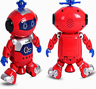 RC Robot Kids' Electronics Learning & Education Domestic & Personal Robots AM Plastic Singing Dancing Walking Jumping NO