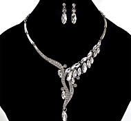 cheap -MOGE New Fashion Europe And The United States Retro Ladies Jewelry Set Necklace / Earrings