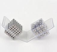 Магнитные игрушки 63 Куски М.М. Избавляет от стресса Магнитные игрушки Исполнительные игрушки головоломка Куб Для получения подарка