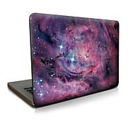 Недорогие -Для macbook air 11 13 / pro13 15 / pro с retina13 15 / macbook12 звездное небо описанный apple кейс для ноутбука