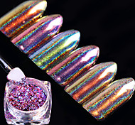 cheap -6box Glitter & Poudre Glitters Classic Neon & Bright High Quality Daily