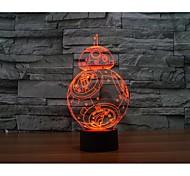 Недорогие -Звездные войны в тысячах соколов. 3-й свет. Якели - это светодиодный фонарь со светодиодной подсветкой.