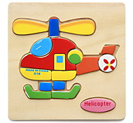 DIY KIT Educational Toy Jigsaw Puzzle Wooden Puzzles Toys Animals Kid's Children's 1 Pieces