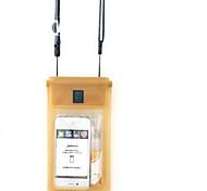 Недорогие -Сумочка для путешествий Органайзер для чемодана Водонепроницаемость Компактность Хранение в дороге Большая вместимость для Одежда Сотовый