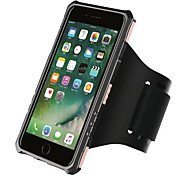 For iPhone 8 iPhone 8 Plus Case Cover Armband Armband Case Solid Color Hard PC for Apple iPhone 8 Plus iPhone 8 iPhone 7 Plus iPhone 7