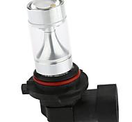 Sencart 2PCS 9006 HB4 P22D 8x3535SMD LED White / Red / Yellow Headlight Conversion Kit Plug Bulbs AC/DC9-30V