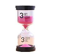 cheap -Hourglass Duck Furnishing Articles Glass Plastic Unisex Kid's Gift