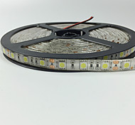 cheap -Flexible LED Light Strips 300 LEDs Warm White Green Yellow Blue Red Remote Control / RC Cuttable Dimmable Waterproof Self-adhesive