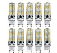 5W G9 G4 G8 GY6.35 Luces LED de Doble Pin T 80 leds SMD 4014 Regulable Blanco Cálido Blanco Fresco 400-500lm 2800-3200/6000-6500K AC110