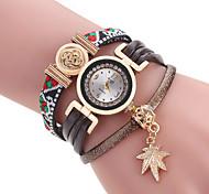 cheap -Women's Fashion Watch Bracelet Watch Casual Watch Quartz Fabric Band Charm Unique Creative Luxury Elegant Cool Casual Watches