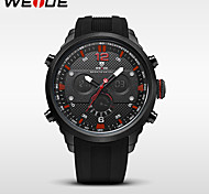 WEIDE Men's Sport Watch Military Watch Dress Watch Fashion Watch Wrist watch Digital Watch Japanese Quartz Digital Calendar Water