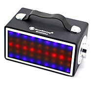 Фабрика OEM Беспроводное Беспроводные колонки Bluetooth LED подсветка Поддержка FM Мини