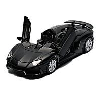 Недорогие -Игрушечные машинки Модели автомобилей Игрушки Машинки с инерционным механизмом внедорожник Игрушки Автомобиль Металлический сплав Металл