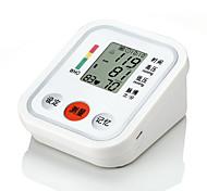 Недорогие -Монитор артериального давления с тремя цветами экрана и голосовым считыванием