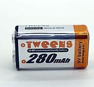Nickel  Metal  Hydride Battery   9V