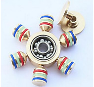 Fidget Spinner Hand Spinner Toys Six Spinner Metal EDC Focus Toy Relieves ADD, ADHD, Anxiety, Autism Stress and Anxiety Relief Office