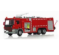 Недорогие -Машинки с инерционным механизмом Пожарная машина Игрушки Игрушки Металл Куски Не указано Подарок