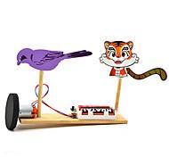 Недорогие -Игрушки Для мальчиков Развивающие игрушки Игрушки для изучения и экспериментов Животный принт Металл